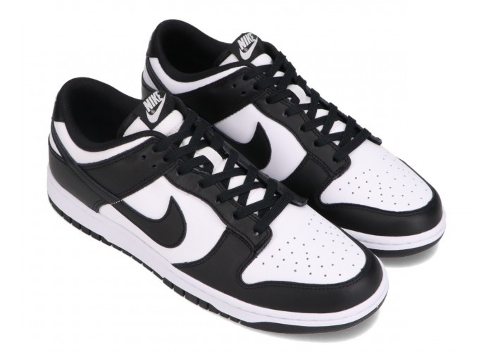 Nike Dunk Low Retro White Black