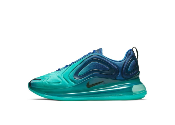 Кроссовки nike air max 720 green carbon (36-45)
