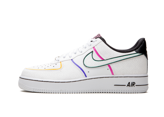 "Кроссовки Nike Air Force 1 '07 PRM ""Day of the Dead"""