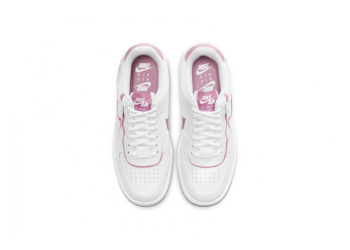 "Кроссовки Nike Air Force 1 Shadow ""Magic Flamingo"" (36-40)"