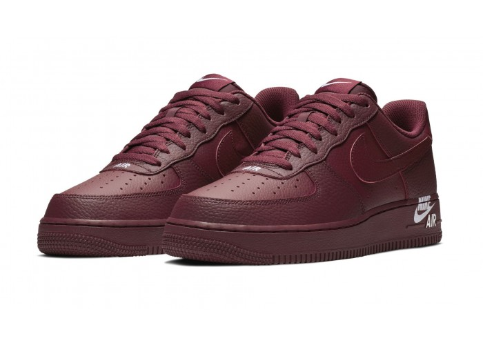 Кроссовки  Nike SF-Air Force 1 Low Team Red (36-45)