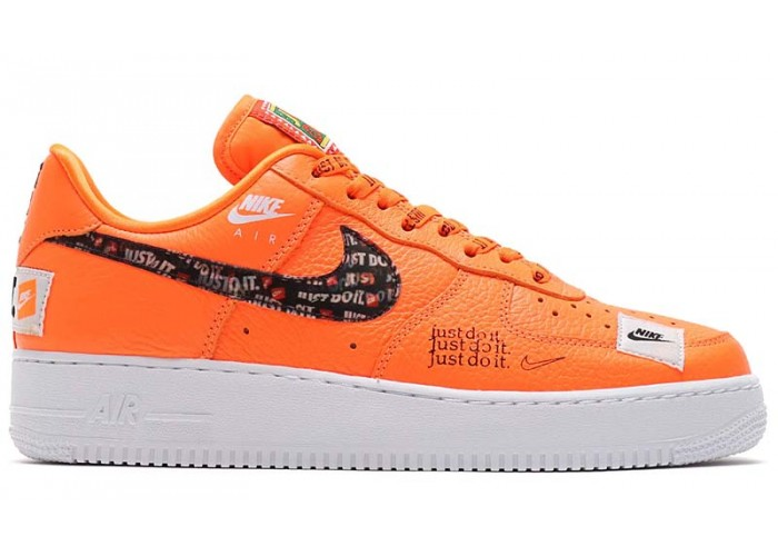 Кроссовки унисекс Nike Air Force 1 07 PRM JDI Just Do It (36-45)