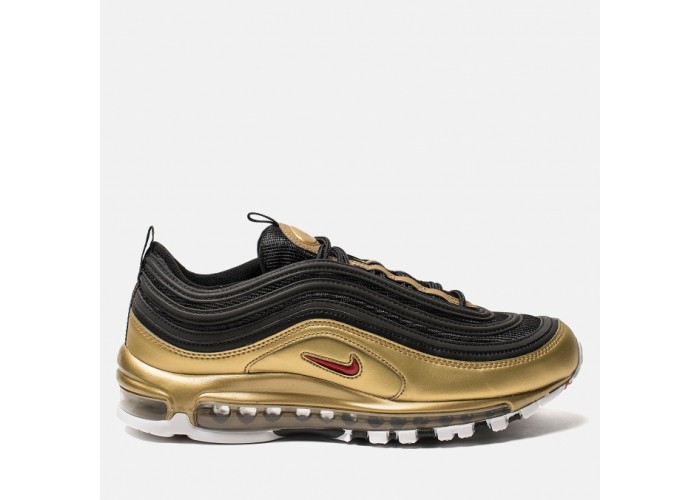 Кроссовки Nike Air Max 97 Gold Black (41-45)
