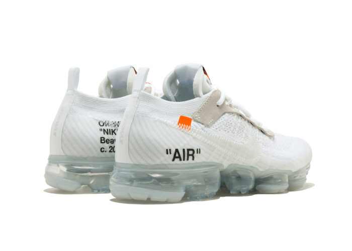Кроссовки OFF-WHITE x Nike Air Vapormax White (41-45)