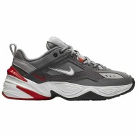Кроссовки Nike M2K Tekno Grey White С МЕХОМ (36-45)