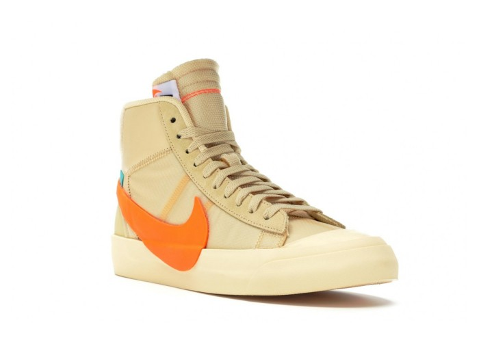 КРОССОВКИ NIKE BLAZER MID OFF-WHITE ALL HALLOW (36-45)
