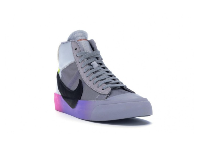 КРОССОВКИ NIKE BLAZER MID OFF-WHITE «QUEEN» (36-45)