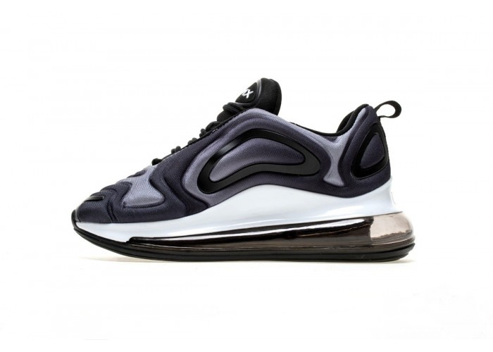 Мужские кроссовки Nike Air Max 720 Purple/Black/Grey (Euro 41-45)