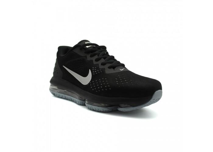 Мужские кроссовки Nike Air Max 2018 (чёрный/серый)