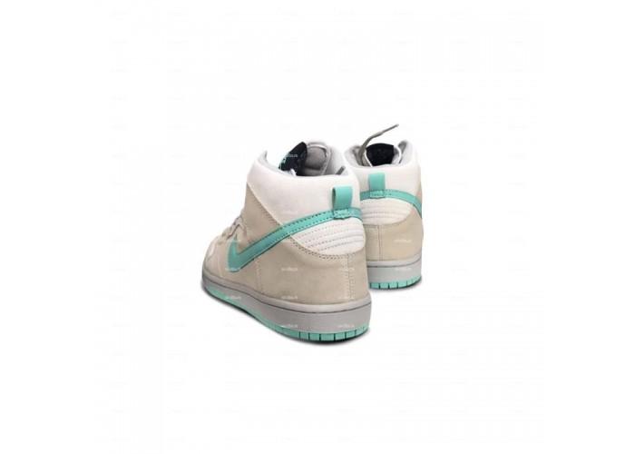 Женские кроссовки Nike Dunk (бежевый)