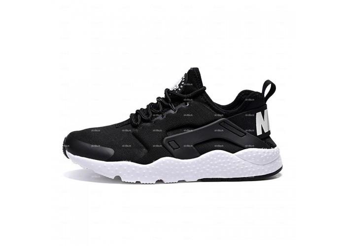 Женские кроссовки Nike Air Huarache Ultra SE (черный)