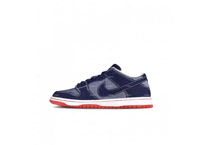 Мужские кроссовки Nike Dunk (синий)
