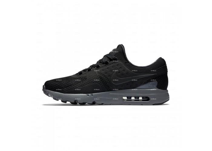 Мужские кроссовки Nike Air Max Zero QS (черный)