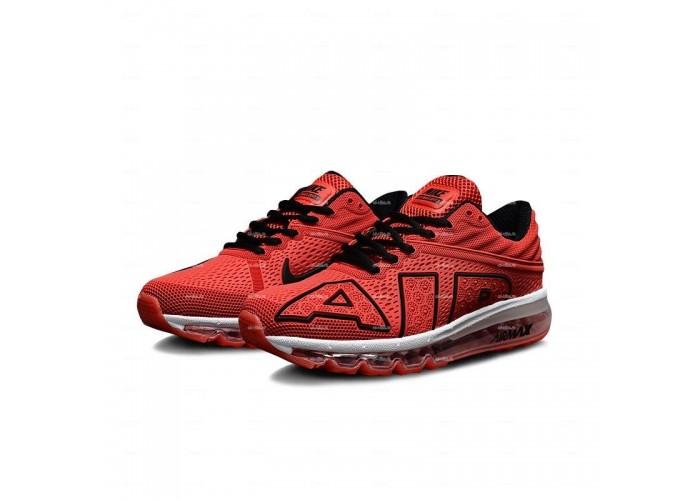Мужские кроссовки Nike Air Max Flair (красный)